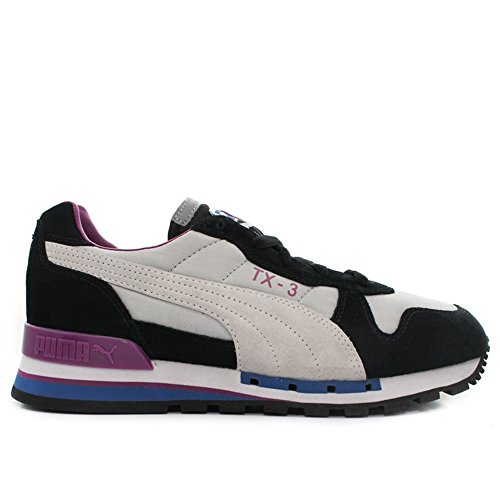 Puma TX-3 Nylon Womens Running sneakers / Shoes – Black & Grey – SIZE US 6.5