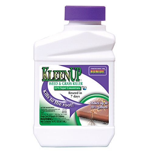 Bonide PRODUCTS 7460 Concentrate Kleen Up Weed Killer, 16-Ounce