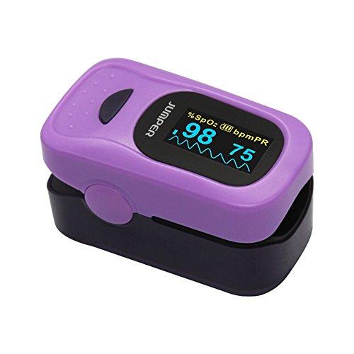Jumper JPD-500A Generation 4 Fingertip OLED Display Pulse...