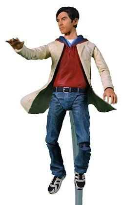 HEROES Series 1  Previews Exclusive Peter Petrelli 'Flumière Mode' Action Figure by Heroes