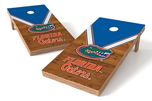 PROLINE NCAA College 2' x 4' Florida Gators Cornhole Board Set - Uniform - Florida Gators Uniforms