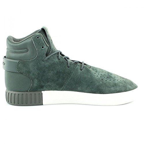 Black Adidas Tubular Invader Shadow Ivy (S80242) 45 1/3 -