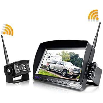 Amazon Com Hyndsight Journey Wireless Rear View Multi