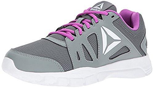 Reebok Womens Yourflex Trainette 9.0 MT Cross-Trainer Shoe Lilac Shadow/Lucid Lilac/White YKLZ1qTGBU