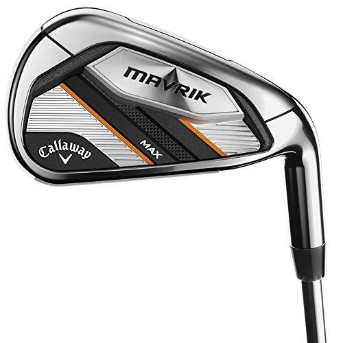 Callaway Golf 2020 Mavrik Max Individual Iron (Left Hand, Steel, Regular, 9 iron) -  4C140903T2006