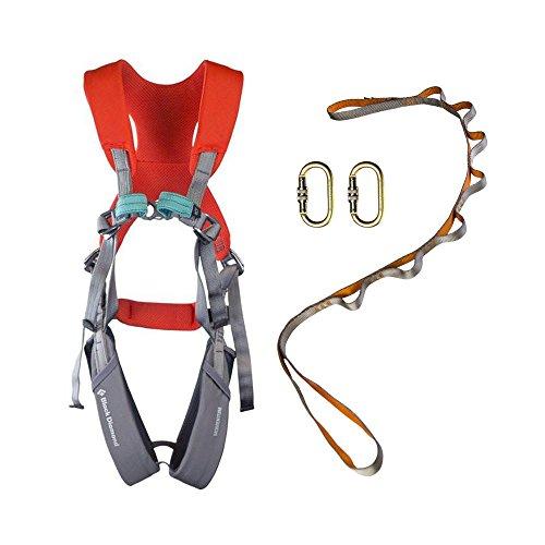 200' CHETCO Zip LINE KIT + Child Harness KIT by Zip Line Gear (Image #2)