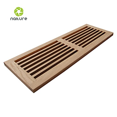 Wood Return Air Grilles (8