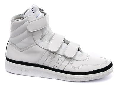 meet 7aae2 56480 Adidas Originals 4 Bit Hi Retro Velcro High Top Trainers (4 UK)  Amazon.co.uk Shoes  Bags
