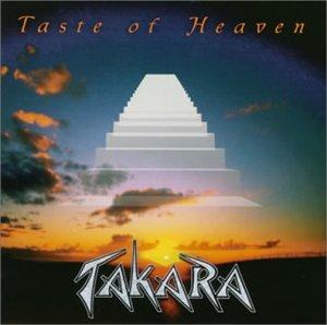 Web Takara - TASTE OF HEAVEN CD JAPANESE ZERO 1995