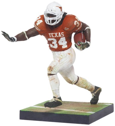 NCAA University of Texas McFarlane 2012 College Football Series 4 Ricky Williams Action Figure by McFarlane