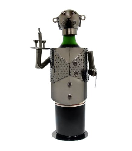 Vinotemp 6 Bottle - Epicureanist Waiter Wine Bottle Cover