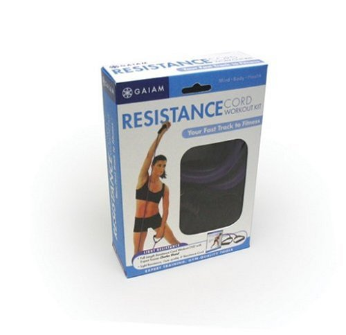 Gaiam Resistance Cord Kit