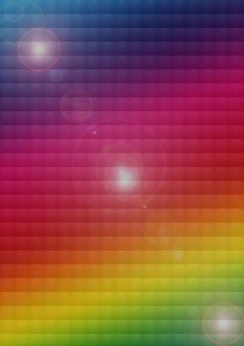 """Disagu Design Case Coque pour Apple iPhone 6 PLUS Housse etui coque pochette """"Regenbogen"""""""
