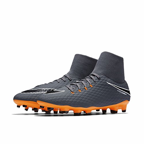 Da Ag Scarpe pro Fitness Bambini Grey Acad – totalorange Unisex Df Hypervenom Nike Dark 3 white Jr 0qxX1XF8