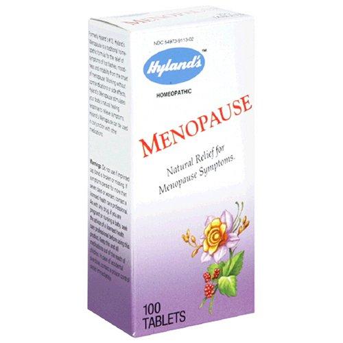 Hyland Ménopause, 100 comprimés (lot de 3)