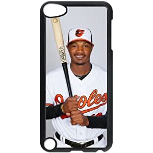 MLB IPod Touch 5 Black Baltimore Orioles cell phone cases&Gift Holiday&Christmas Gifts NADL7B8826654
