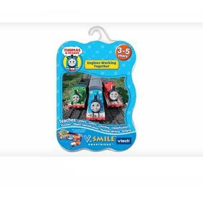 VTech - V.Smile - Thomas The Tank: Engines Working Together