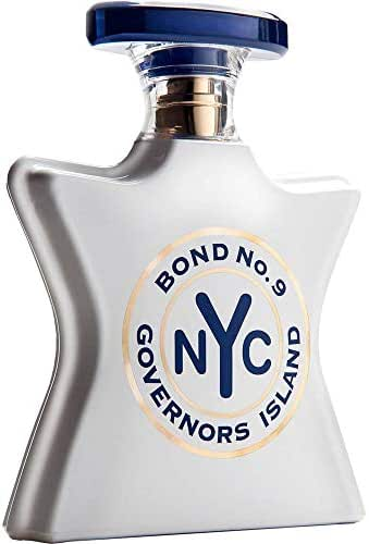 Bond No. 9 Governors Island Woman 3.4 Ounce Eau De Parfum Spray (New 2018) Plain Box