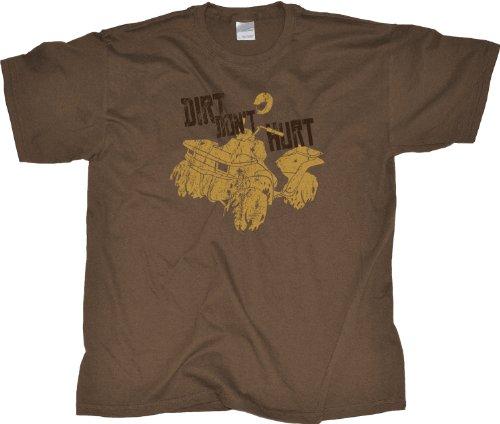 Ann Arbor T-Shirt Co. Men's Dirt Don't Hurt T-Shirt