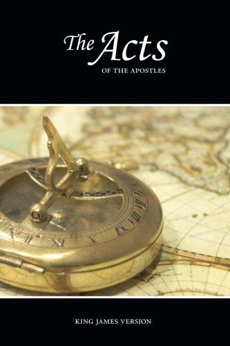 Acts (KJV) (The Holy Bible, King James Version) (Volume 44) ebook