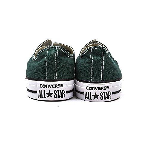 Converse Chuck Taylor All Star Adulte Seasonal Suede Ox 381340 Herren Sneaker Grün