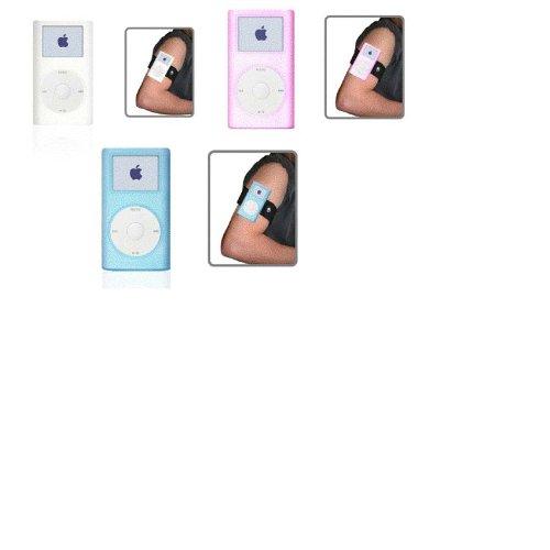 Ipod Mini Pink Skin - DLO Jam Jacket Pro 3 Pack for iPod Mini