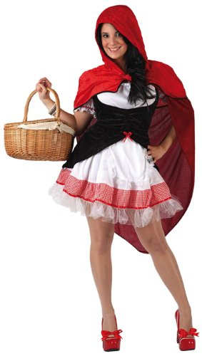 Atosa-5943 Disfraz Caperucita, color rojo, XS-S (5943): Amazon.es ...