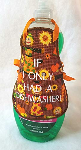 Scarecrow Bottle Apron