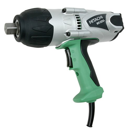 Hitachi WR22SA 7.5 Amp 3/4-Inch Electric Impact Wrench  (Discontinued by Manufacturer)