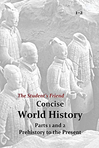 Pdf Teaching The Student's Friend Concise World History: Parts 1 and 2