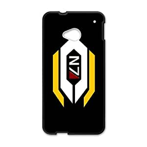 HTC One M7 Phone Case Mass Effect