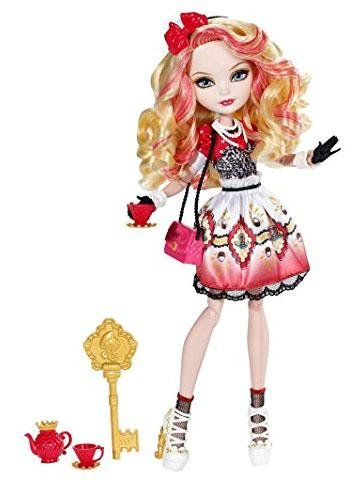 Ever After High Hat-Tastic Apple White Doll (Ever After High Doll Apple White)