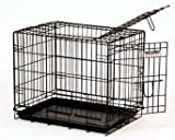 Precision Pet Great Crate, Double Door Dog Crate by Precision Pet