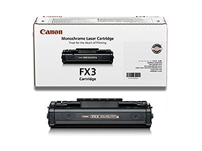 Canon Original FX3 Toner Cartridge - Black