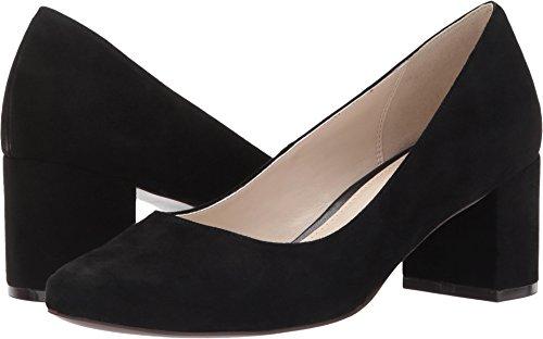 Suede Women Shoes - Cole Haan Women's Justine Pump 55Mm, Black Suede, 8.5 B US