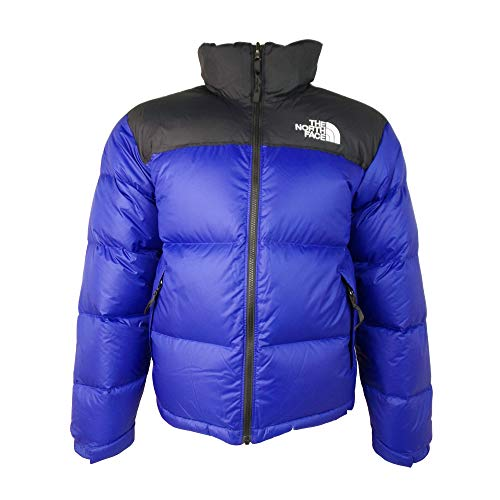 The North Face 1996 Retro Nuptse Jacket - Men's Aztec Blue Medium