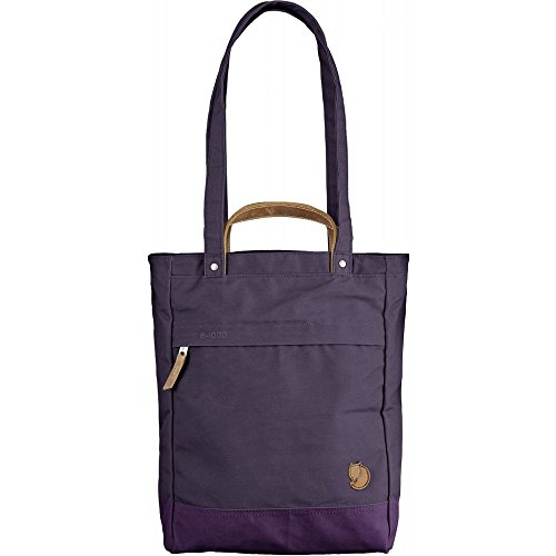 Fjallraven - Totepack No. 1 Small Shoulder Bag and Backpack for Everyday Use, Alpine Purple-Amethyst