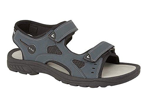 Ragazzi Donna Black Uomo Sole Gladiatore Footwear Navy Foster ZwqUpEI