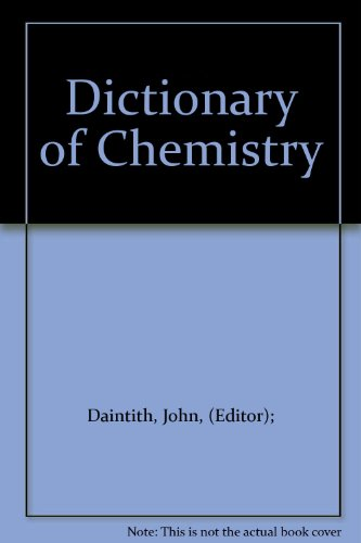 Dictionary of Chemistry (Key Facts)