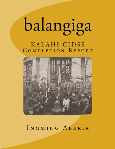 Download Balangiga: KALAHI CIDSS Completion Report pdf epub