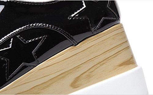 Spesso Loose Suole XDGG'S donne 2017 pendio singola scarpa casuali Shoes 39 femminile scarpe dZExwxqO