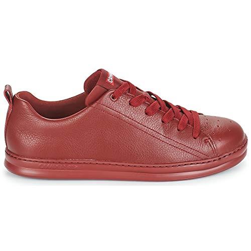 002 Sneakers Runner Rojo Camper K100226 Hombre Oscuro qUTxC0wC