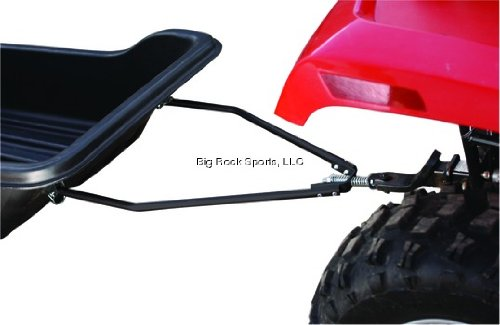 Ice Shelter Tow Hitch Bar - 2