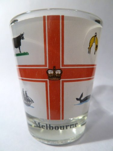 melbourne-australia-coat-of-arms-shot-glass
