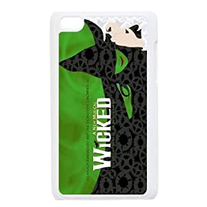 [AinsleyRomo Phone Case] FOR IPod Touch 4th -Wicked the Musical-Style 5