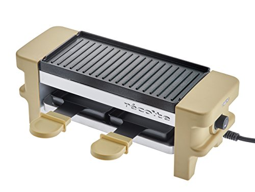 recolte''Raclette & Fondue Maker Melt'' (Beige) RRF-1(BE)【Japan Domestic Genuine Products】【Ships from Japan】 by Recolte (Image #2)