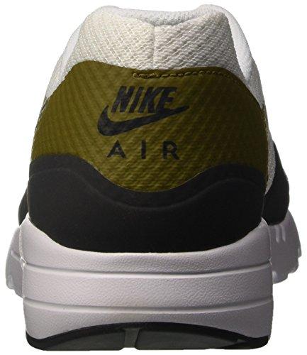 Nike Air Max 1 Ultra Essential, Zapatillas de Running para Hombre Blanco (Blanco (white/anthracite-olive flak-white))