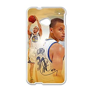stephen curry Phone Case for HTC One M7