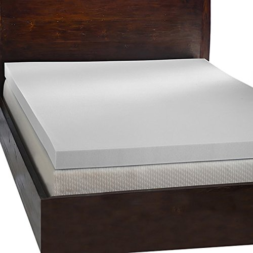 comfort dreams 3inch memory foam mattress topper full