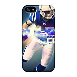 Cute Appearance Covers/tpu VIc913wEYN Indianapolis Colts Cases For Iphone 5/5s